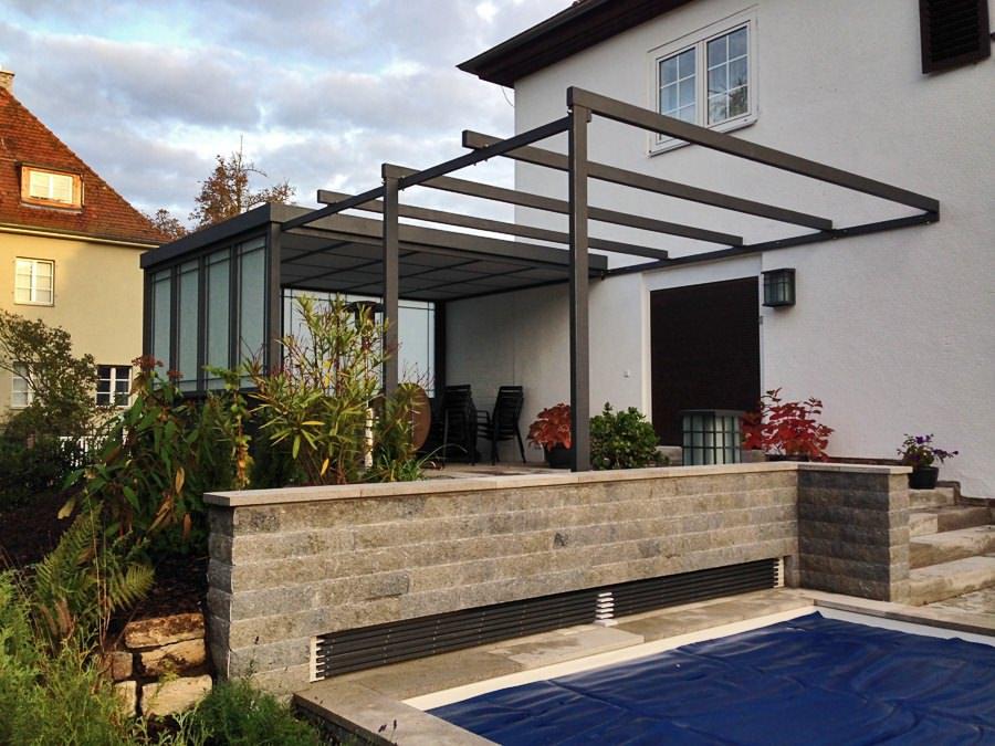 Glas und Stahlkonstruktionen von Metallbau Berg GmbH