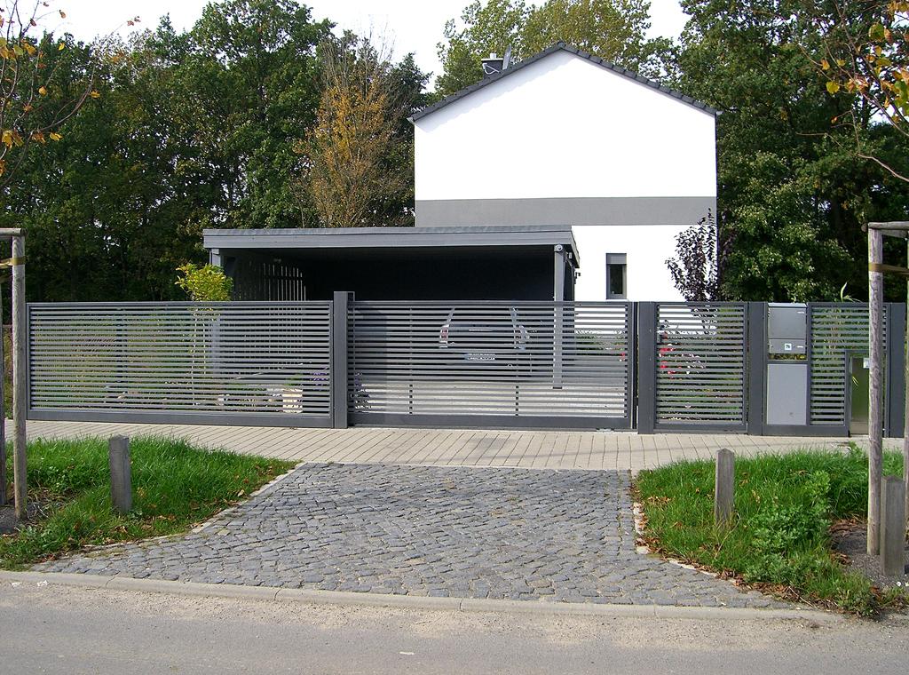 Zäune und Tore von Metallbau Berg GmbH